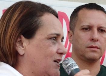 Carla Machado e Alexandre Rosa
