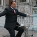 Ex-governador do Rio de Janeiro em passeio de bicicleta por Paris