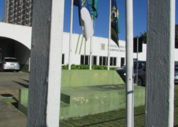 Sede da Prefeitura de Campos-RJ   Foto: VIU!