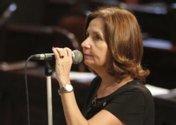 Deputada Marta Rocha