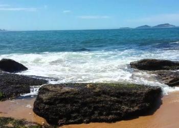 Praia dos Cavaleiros, em Macaé-RJ | Foto: Arquivo
