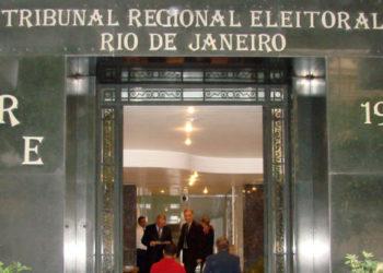 Sede do Tribunal Regional Eleitoral do RJ