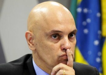 Ministro do STF, Alexandre de Moraes