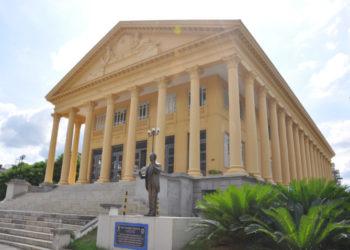 Sede da Câmara de Vereadores de Campos-RJ