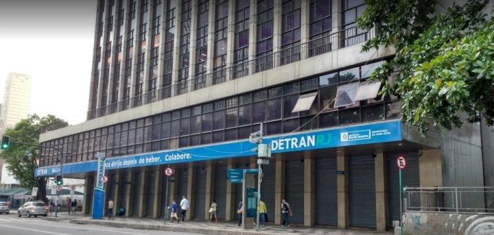 Carteira de habilitação Detran-RJ