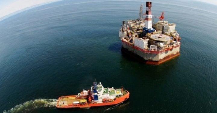 Exploracao de petroleo no pre-sal