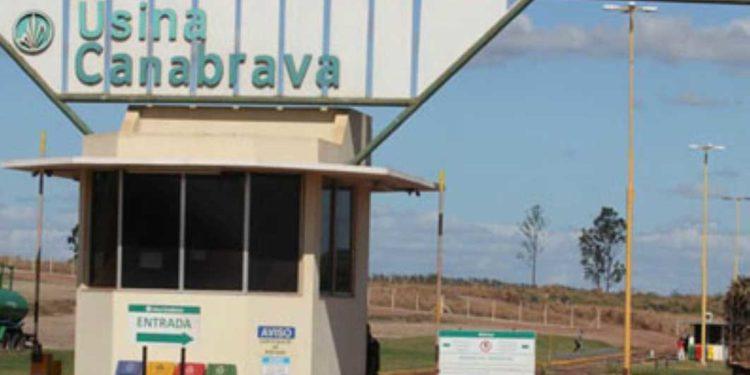 Usina Canabrava em Campos-RJ