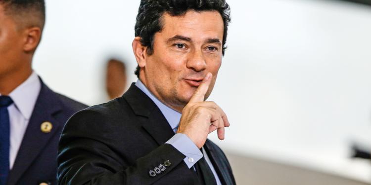 Ministro Sérgio Moro