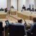 Plenário da Câmara de Vereadores de Macaé