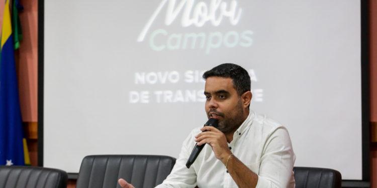 Felipe Quintanilha é presidente do IMTT