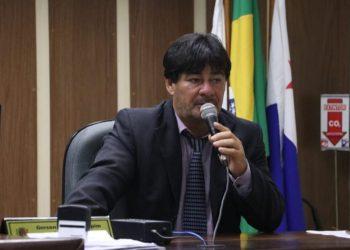 Vereador Gersinho Crispim
