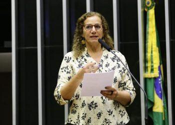 Deputada Jandira Feghali