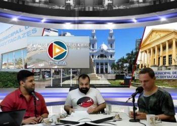 Entrevista de Roberto Barbosa na rádio Aurora