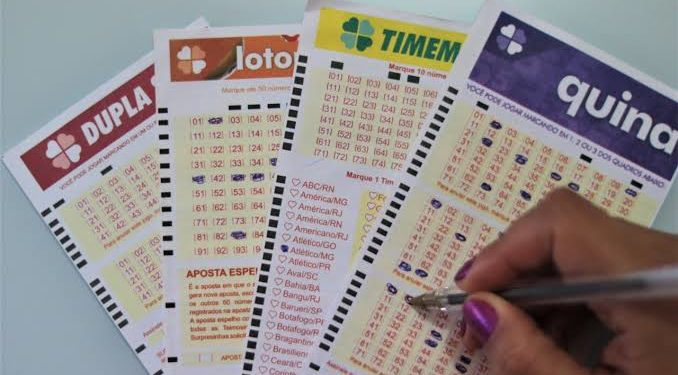 Sorteio de loterias