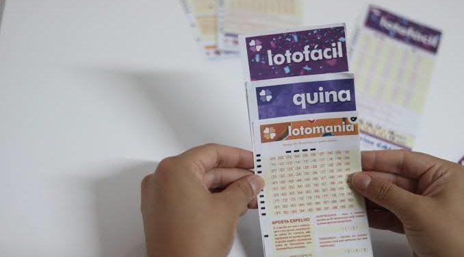 Quina, Lotomania e Lotofácil