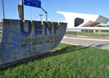 Campus da Universidade do Norte Fluminense, em Campos-RJ