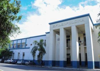 Sede da secretaria de Educação de Campos-RJ