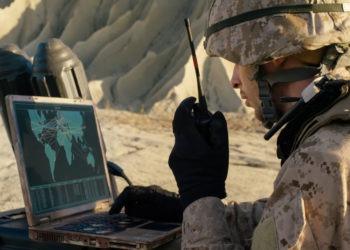 Robôs de guerra do exército dos EUA