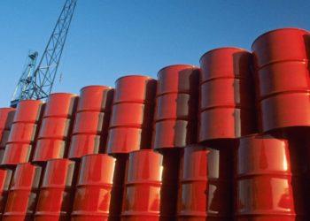 Barril do petróleo