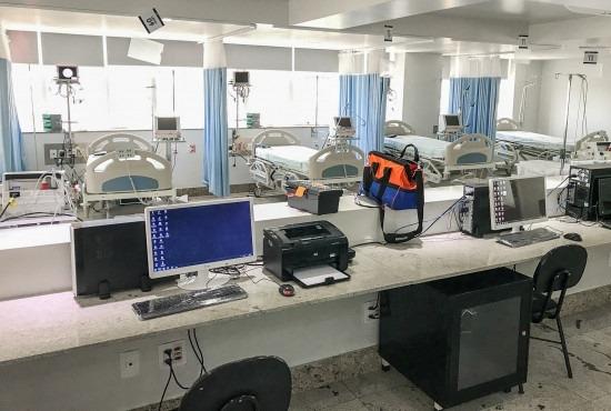 Centro de Controle de Coronavírus de Campos-RJ