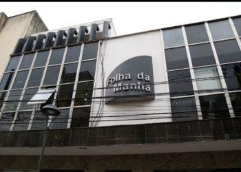 Sede do Jornal Folha da manhã