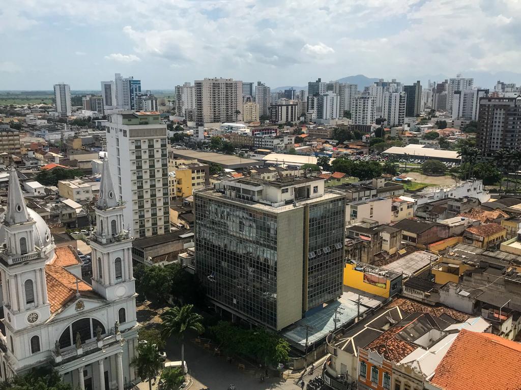 Centro de Campos (RJ)