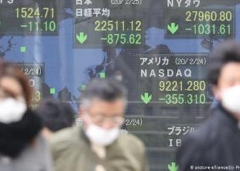 Crise social e economica no mundo