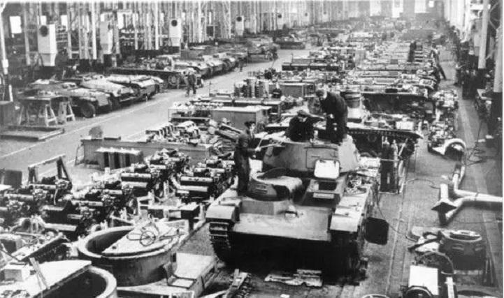 Foto da II Guerra Mundial