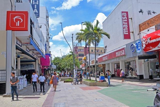 Reabertura do comércio em Macae-RJ