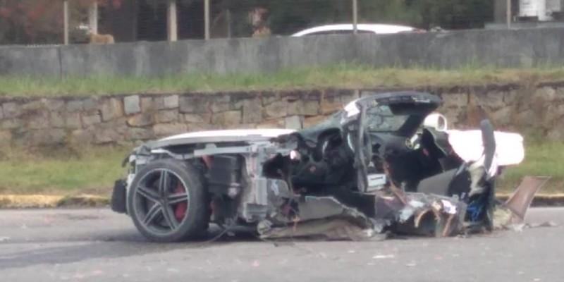 Mercedes de Roberto Angeloni