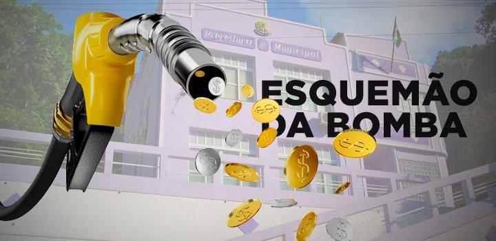 Operação do MPRJ na Prefeitura de Engenheiro Paulo de Frontin