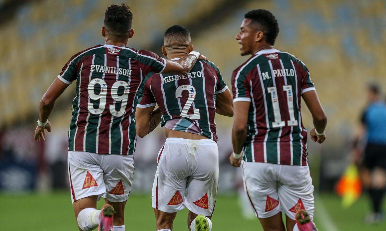 Fluminense campeão da Taça Rio em 2020