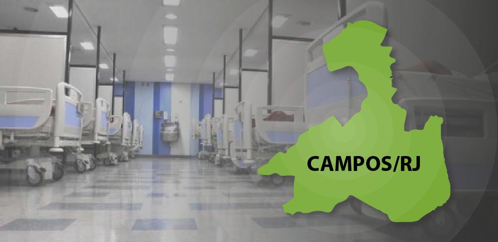 Dinheiro para hospitais de Campos-RJ