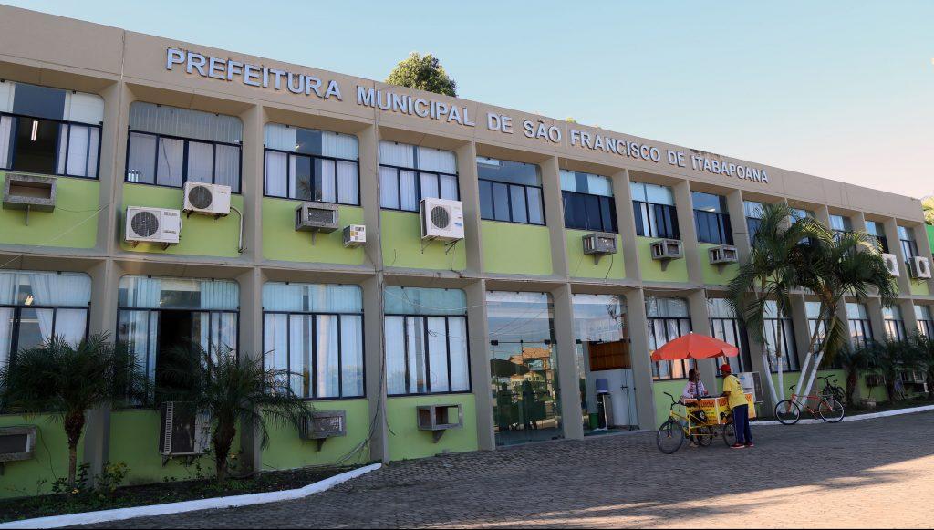 Sede da Prefeitura de São Fracncisco-RJ