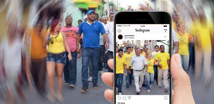 Rede social na campanha eleitoral