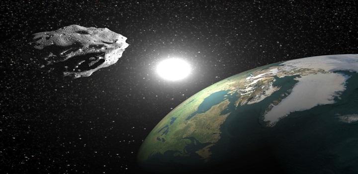 Asteroide se aproximara da Terra em novembro