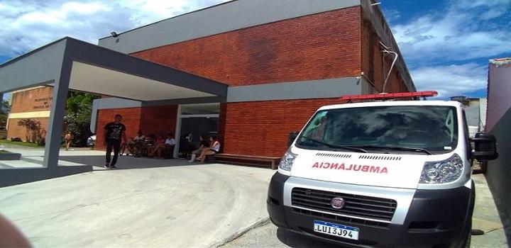 Divulgação Homem chegou a ser socorrido e levado para o Hospital Geral de Arraial do Cabo, mas não resistiu aos ferimentos (FOTO: DIVULGAÇÃO)