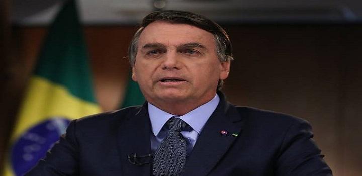 Bolsonaro diz que não pensa em reeleição