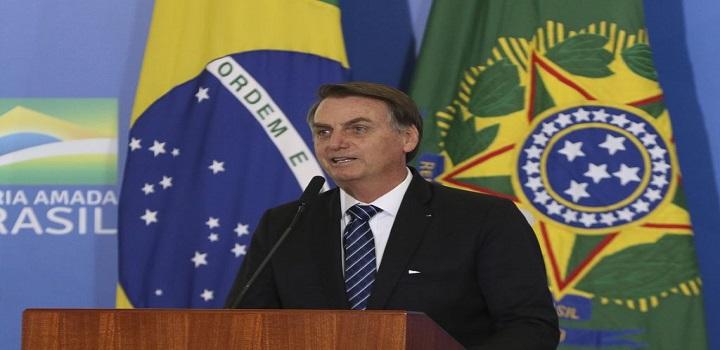 Bolsonaro garante bolsa família