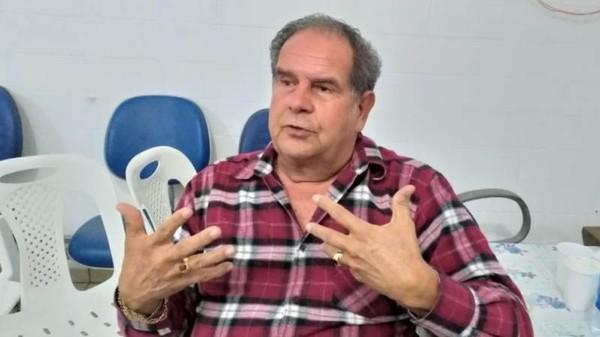 Candidato à Prefeitura de Campos-RJ, Claudio Rangel