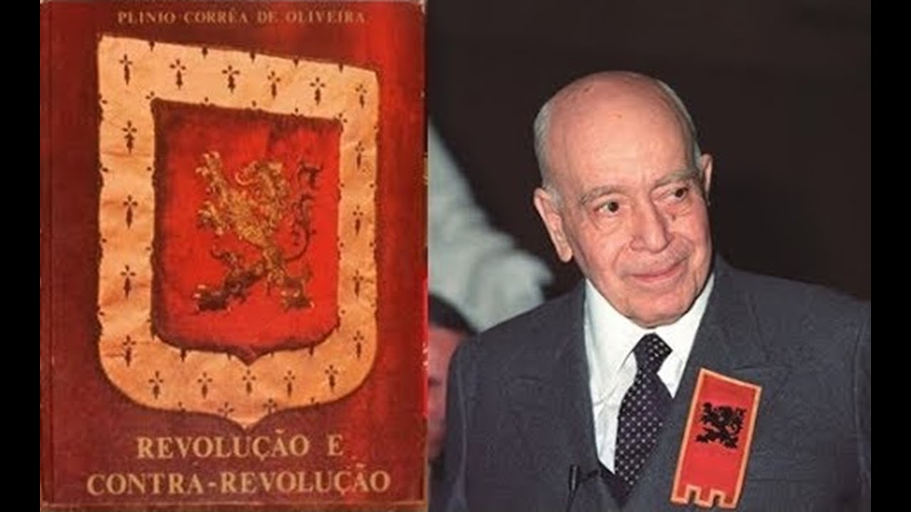 Dr. Plínio Corrêa de Oliveira