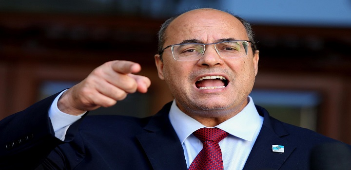 Governador afastado do Rio de Janeiro é acusado pelo MP de liderar uma organização criminosa para desviar recursos públicos