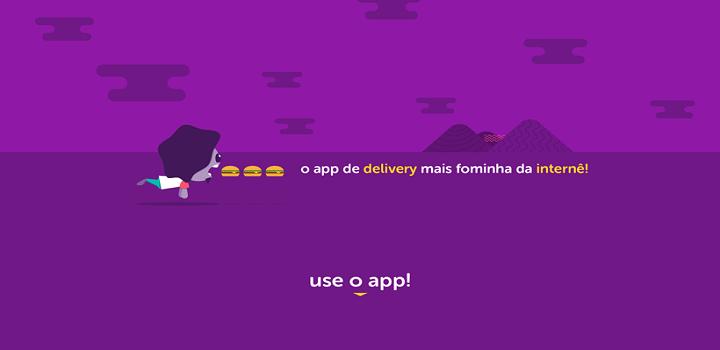 AiqFome de entrega tem 2 milhões de usuários