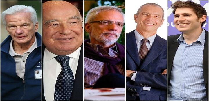 confira a lista das pessoas mais ricas no Brasil, segundo a Forbes