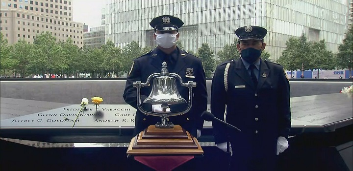 11 de setembro cerimonia