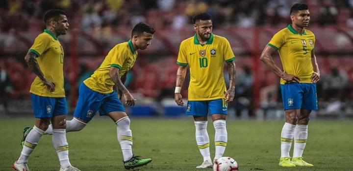 Brasil eliminatórias copa 2222
