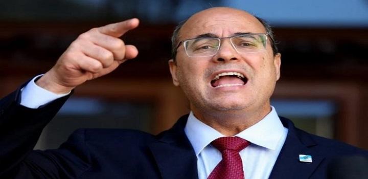 governador foi afastado por 180 dias por decisão do ministro Benedito Gonçalves