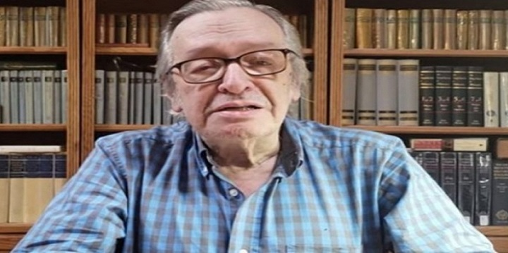 Olavo de Carvalho condenado a indenizar Caetano Veloso
