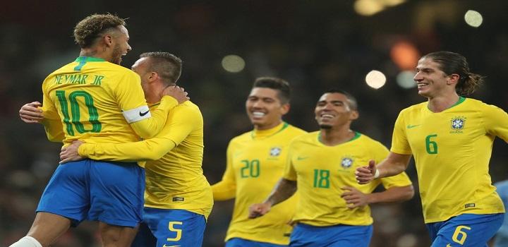 Brasil nas eliminatórias 2020