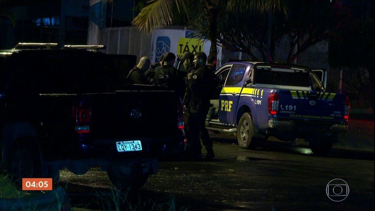 Morte de milicianos no RJ